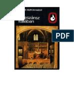 Burckhardt, Jacob - A reneszánsz Itáliában-.doc