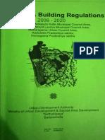 Planning & Building Regulations 2008-2020