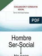 Tema 4 Socializacion