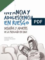 libro riesgos en la adolescencia