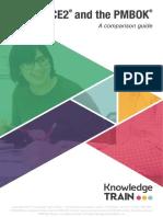 Comparing PRINCE2 PMBOK Guide e-Book