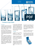 agua ptable