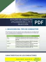 Clase 4 - 2 - Estudio de Conductores Utilizados en Ll-1