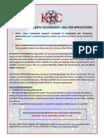 Call for Engr Grad Fellows 18 1