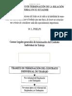 Apuntes Derecho Laboral 4to.