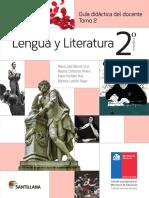 Lenguaje y Literatura 2 Medio Mineduc