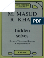 [Masud Khan] Hidden Selves Between Theory and Pra(BookZZ.org)