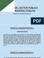 Bienes Del Sector Público