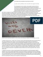 Notas estratégicas quanto aos usos políticos do conceito de lugar de fala