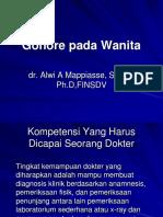 14-Gonore Pada Wanita - Dr. Alwi M,SpKK