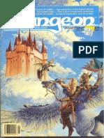 Dungeon Magazine 009 Ocr