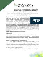 interdisciplinaridade entre história e literatura.pdf