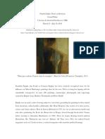 Review of František Kupka retrospective