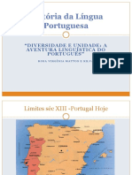 História Da Língua Portuguesa 3 Parte 2