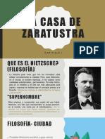 La Casa de Zaratustra