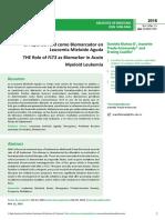 El Papel de Flt3 Como Biomarcador en Leucemia