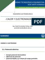 Calor y electromagnetismo