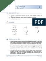 Formulas y Ejercicios Descuento Comercial.pdf