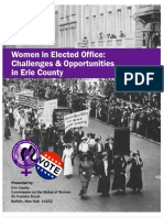 Women in Elected Office Report