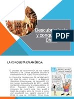 Descubrimiento y Conquista de Chile I