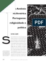 VAINFAS Ronaldo santo Antonio na America Portuguesa religiosidade e politica.pdf