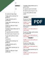 Letras Conjunto Habanero