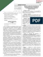 Decreto Legislativo 1365