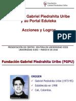 Presentación FGPU-Eduteka