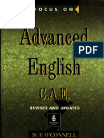 Focus on Advanced English CAE SB