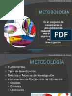 METODOLOGÍA - FUNDAMENTACIÓN