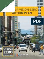 Denver Vision Zero Action Plan