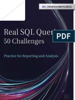 Real SQL Queries 50 Challenges - Brian Cohen