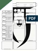Elder Scrolls Character Sheet_Dan Schaeffer