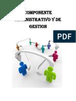 Componente Administrativo y de Gestion (1)