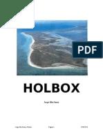 Holbox La Novela