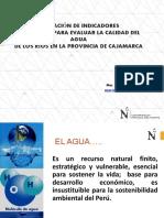 Estudios Biologicos Agua