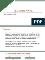 Repaso Examen Final
