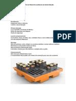 Químicos Manutenção Baterias