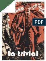 la trivial-100 años despues de la revolucion de octubre