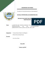 2 Proyecto, Plan y Cuestionario