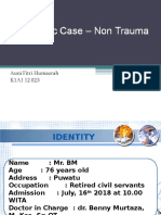 Short Case Non Trauma