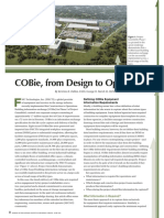 2016_COBie, From Design to Operations_White Paper