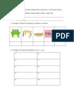 evaluacion preescolar 3