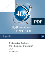 4 Disciplines of Execution Webinar Presentation