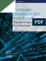 Software Development Handbook Transforming for the digital age.pdf