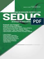 #Apostila SEDUC (2017) - Nova Concursos.pdf