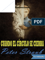 Cuando El Circulo Se Cierra - Peter Straub