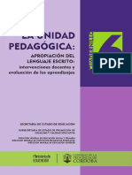 UP6 Lengua y Literatura