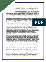 La Prosperidad Falaz y Sus Consecuencias en La Nación