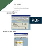 Manual - Aplicar Notas